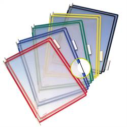 Pivoting Pocket Packs assorted 10 pcs